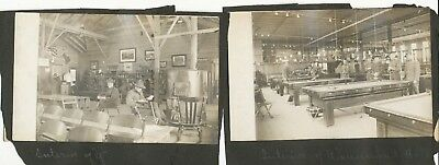 1917 WW1 Original Vintage Army Training Camp Crane Allentown Pa. 38-Photo Album