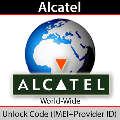 Unlock Code Alcatel OneTouch POP C3 4033A 4033X DL700 Unlocking Code Sim me Pin