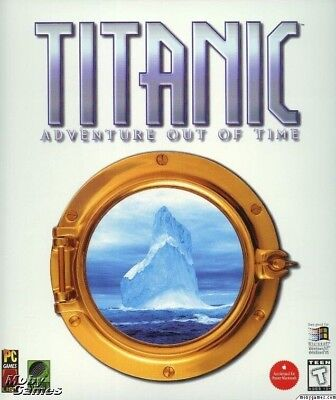 TITANIC ADVENTURE OUT OF TIME +1Clk Windows 10 8 7 Vista XP Install