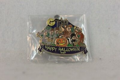 Disney Parks Cast Member Exclusive Pin LE Happy Halloween Lost Boys Peter Pan