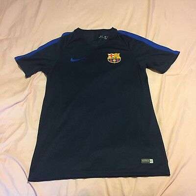 NIKE FC BARCELONA FLASH TRAINING STRIKE PANTS Loyal Blue NEW WITH ... a6c19d769be07