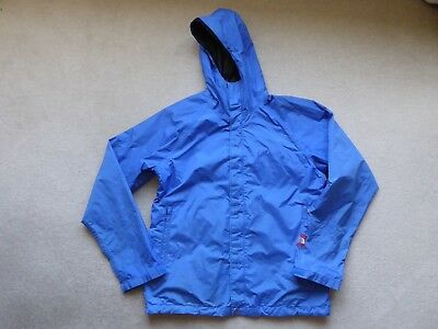 THE NORTH FACE | Blue Made In USA Goretex ® | Vintage Red Label Jacket