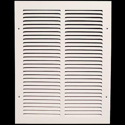 """12""""w X 16""""h Steel Return Air Grilles - Sidewall and Cieling - HVAC DUCT COVER -"""