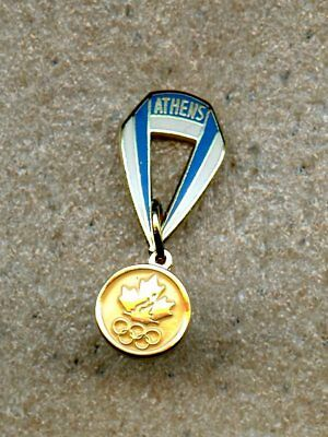 NOC Canada 2004 Athens Greece OLYMPIC Games Pin