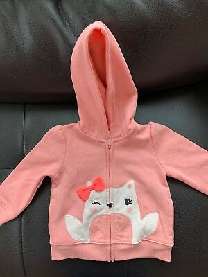 Nwot Gymboree Pink Sweater For Baby Girl! Size 12-24 Months