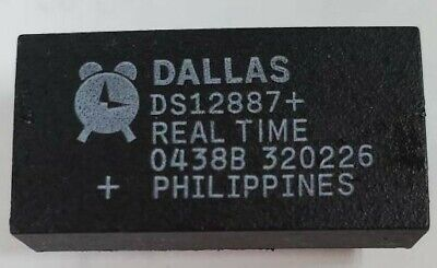 DALLAS DS12887A DIP-24 Real-Time Clock Chip