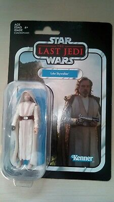 Star Wars The Vintage Collection The Last Jedi Luke Skywalker Figure VC131 Hot