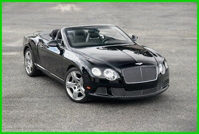 2013 Bentley Continental GT  mooth and Fast W12, Ceramic Pro Protection, Very Clean