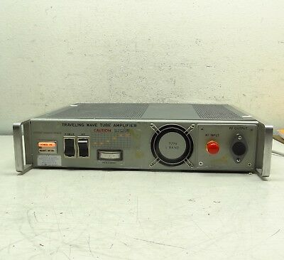 Hughes 1177H10F000 1.4  2.4GHz Radio Frequency Traveling Wave Tube Amp Amplifier