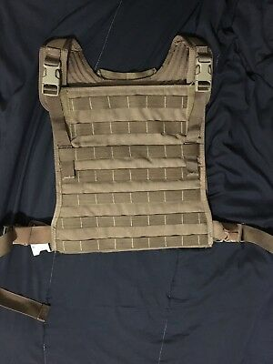 Eagle/Allied Industries MBSS Plate Carrier L/XL Coyote Brown USMC