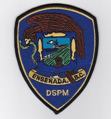 Mexico - Ensenada Public Security Directorate Patch