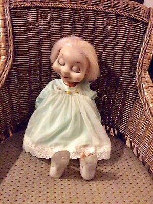 Vintage 1960 Whimsie Doll Fanny the Fallen Angel Amer Doll Toy