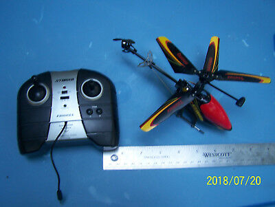 RC Remote Control PROPEL STINGER helicopter with charging remote handset