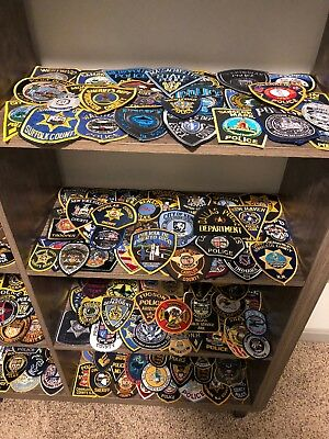 Police Patch Lot 5