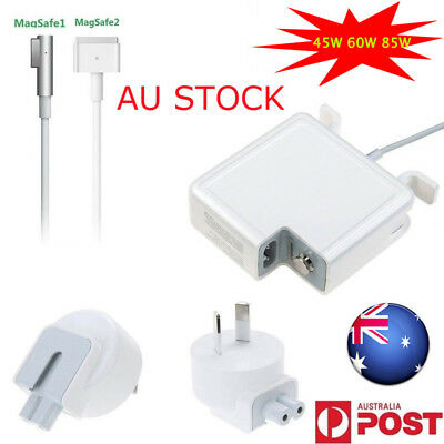 45W 60W 85W AC Power Supply Adapter Charger For Apple Mac Macbook Pro Air 13 15