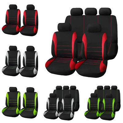 Auto Seat Covers for Car Sedan Truck Van Universal Seat Covers Christmas GiftS