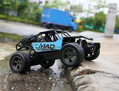 1:12 2.4G Remote Control Off-Road Monster Truck High Speed RTR RC Car Xmas Gift