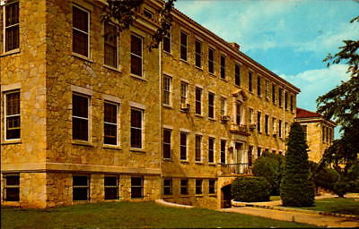 Hospital at Fort Sill, Oklahoma--Chrome--Posted