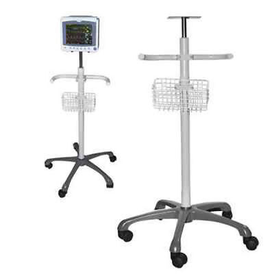 Mobile trolley,Cart stand for CONTE Patient Monitor,Rolling stand,Bracket,New