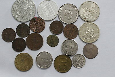 German States + Tokens & Uk Silver A98 Xs47