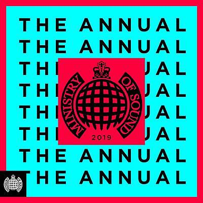 The Annual 2019 - Ministry Of Sound [CD] Sent Sameday*