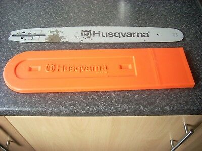 husqvarna chainsaw bar/chain / scabbard .