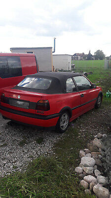 Auto VW Golf Cabriolet 3