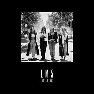 Little Mix - LM5 Deluxe Hardcover Book [CD]