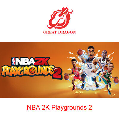 [Contact Before Purchase] NBA 2K Playgrounds 2 [PC Global]