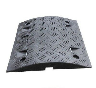 1 Black Speed Ramp Sections (50mm) - Includes fixings