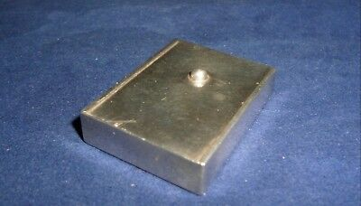 Tiffany & Co, Vintage Sterling Silver Slide Action Pill Box