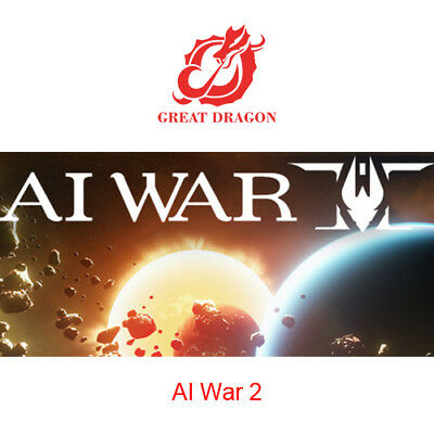 [Contact Before Purchase] AI War 2 [PC Global]