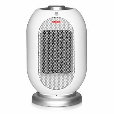 MRMIKKI 1200W/700W Space Heater for Office and Home, PTC Ceramic Electric Heater
