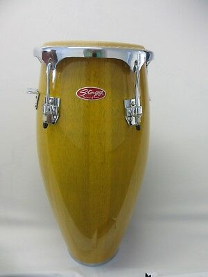 """CW-1000-A 10""""Zoll Deluxe Conga Amber"""