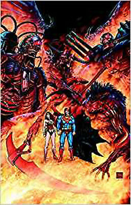 52 Aftermath The Four Horsemen TP, Giffen, Keith, New Book