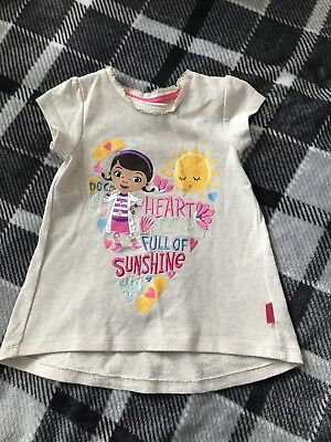 Age 18-24 Months Girls Disney Jumper Dress
