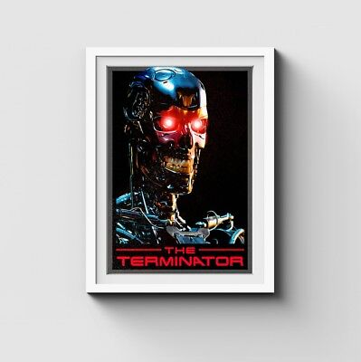 🅰3 The Terminator Limited Edition Movie Print - Arnold Schwarzenegger Poster