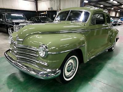 1948 Plymouth Special Deluxe Coupe 1948 Plymouth Special Deluxe