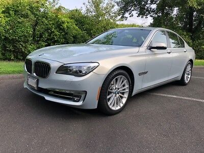 2014 BMW 7-Series  2014 BMW 750i  Bang & Olufsen, 35k for miles very clean