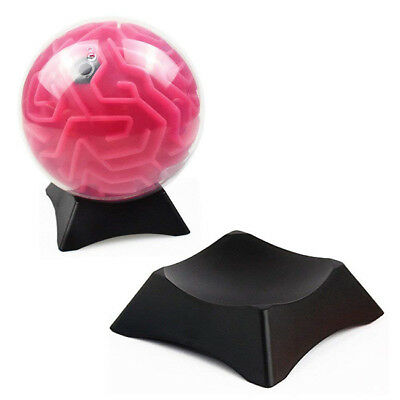 3D Space Labyrinth Intellect Ball Balance Maze Game Puzzle Children Toy LH