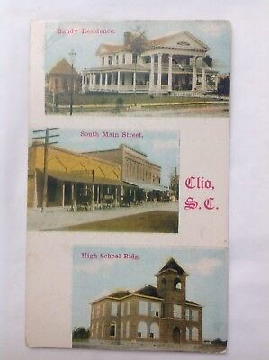 Clio, SC *Request Combined Shipping BEFORE You Pay*