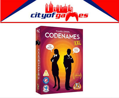 Codenames XXL Board Card Game Brand New