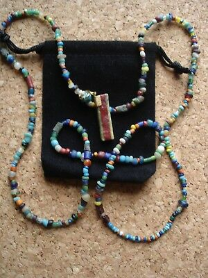 Exclusive Hand Made Wearable Authentic Ancient Necklace