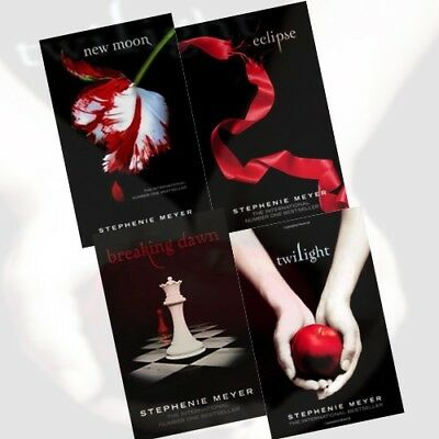 The Twilight Saga Collection (Books 1-4) by Stephanie Meyer (PDF only)