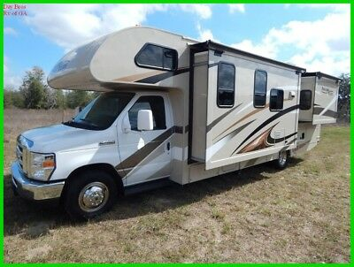 2017 Thor Freedom Elite 29 FE Used Gas Coach Class C Motorhome Rv