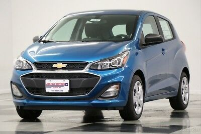 2019 Chevrolet Spark LS Camera Sedan For Sale 2019 LS Camera Sedan For Sale New 1.4L I4 16V Automatic FWD Hatchback