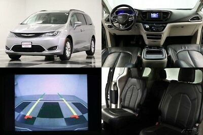 2017 Chrysler Pacifica Touring-L Heated Leather Camera 2017 Touring-L Heated Leather Camera Used 3.6L V6 24V Automatic FWD Minivan/Van