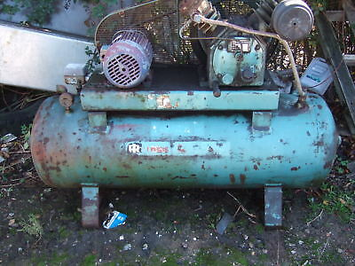 INGERSOLL-RAND AIR COMPRESSOR spares or repair