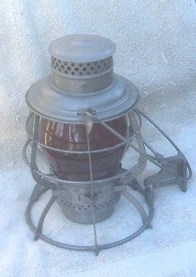 New Jersey & Pennsylvania Traction Co. Adlake Reliable Lantern