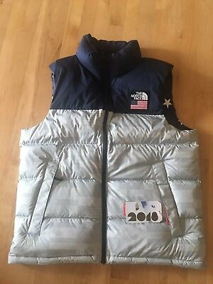 2338a9aef65f THE NORTH FACE IC NUPTSE Vest Winter Olympic NWT - Men s large ...
